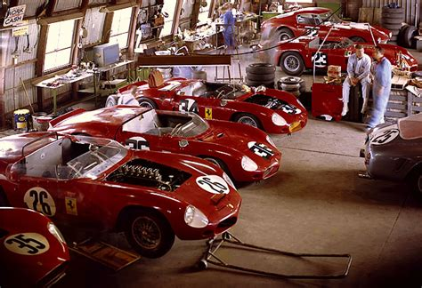 In today's episode, i flew to switzerland to. Ferrari Garage- Sebring 1962 | A lot of heavy hitters here. … | Flickr
