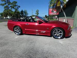 Used 2006 Ford Mustang Saleen S281SC GT Deluxe For Sale ($28,500) | Rose Motorsports, Inc. Stock ...