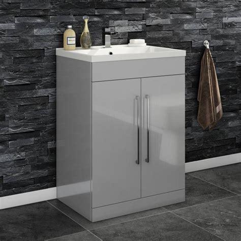 grey and white bathroom ideas luxury freestanding vanity units modern traditional