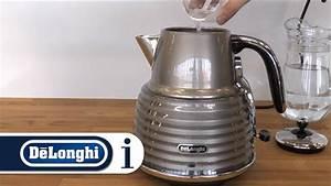How To Descale Your De U0026 39 Longhi Kettle