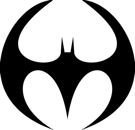 Spin Stands For by The Incredible 75 Year Evolution Of The Batman Logo