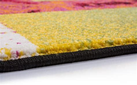 tapis de chambre pas cher sta tapis imprim x cm marron