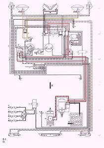 1963 Karmann Ghium Wiring Diagram