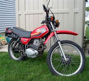 1978 Honda Xl250s  I Love My Bike