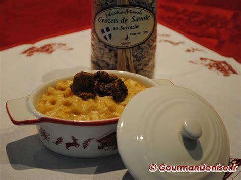 cuisiner les crozets crozets de tarantaise façon risotto