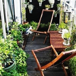 Kleiner Balkon Einrichten : den balkon einrichten 20 vorschl ge f r einen sch nen balkonbelag balkon pinterest ~ Orissabook.com Haus und Dekorationen