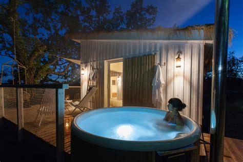 cabane perch 233 e avec spa et sauna labastide de penne introuvable