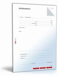 Kfz Versicherung Berechnen Ohne Anmeldung : gespr chsnotiz muster zum download ~ Themetempest.com Abrechnung