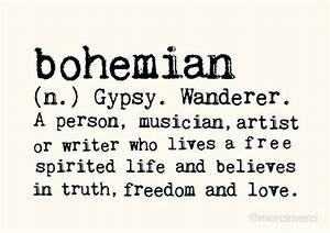 La Boheme Definition : la tendance boh me en mode et en d co rock my casbah ~ Voncanada.com Idées de Décoration