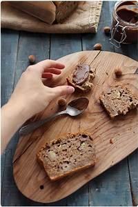 Nutella Maison Recette : banana bread au nutella maison recette food banana ~ Nature-et-papiers.com Idées de Décoration