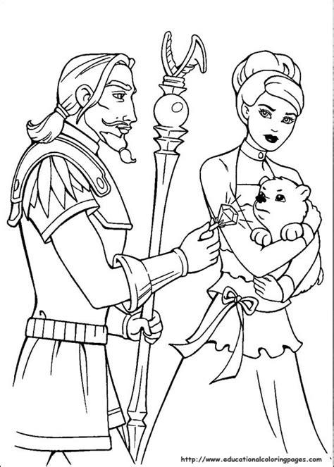 barbie magic pegasus coloring pages educational fun kids