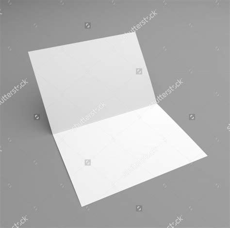 folded card mockups freecreatives