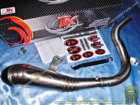 exhaust turbokit tk gp h3 for ktm duke 125 and 200cc 4t from 2011 to 2016