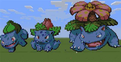 vanilla pokemon pixel art  creative mode