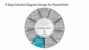 Colorful Powerpoint Circular Diagram