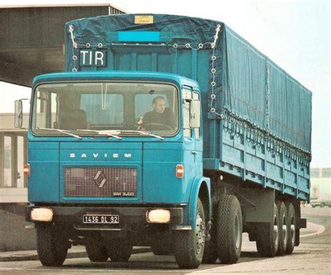 citeste istoria camioanelor saviem construite de francezi