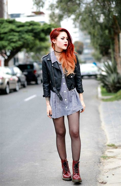 Stylish Ways to Rock Combat Boots u2013 Glam Radar