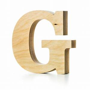 Wooden letter crafted from quality birch plywood hand for Plywood letters