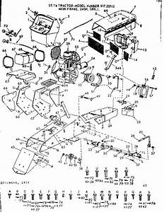 Wiring Diagram For Craftsman Dyt 4000