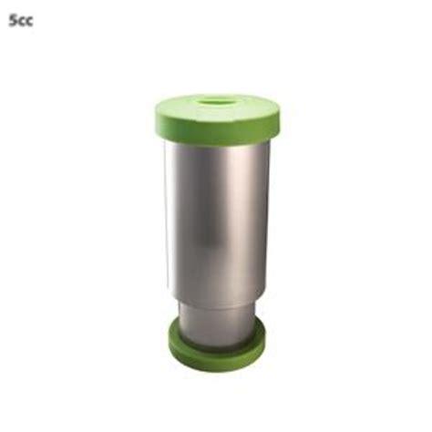 afvalbak keuken 60 liter tuingerei plettum afvalemmer 60 liter rvs en groen