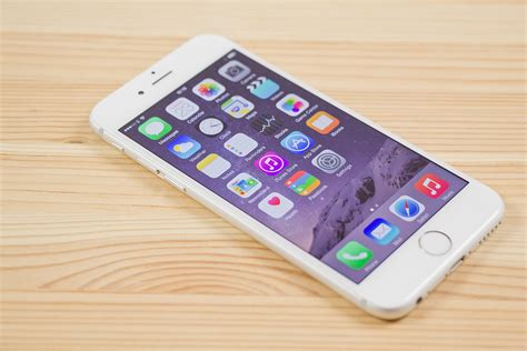 iphone 6 phone iphone 6 review macworld uk