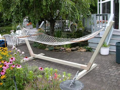 hammock stand diy hammock stand kit reviews interior design ideas Diy