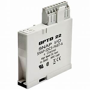 OPTO 22 SNAP IDC5 FAST A High Speed Digital Input Module ...