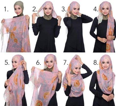 shawl tutorial hijabista pinterest shawl tutorials  hijab tutorial