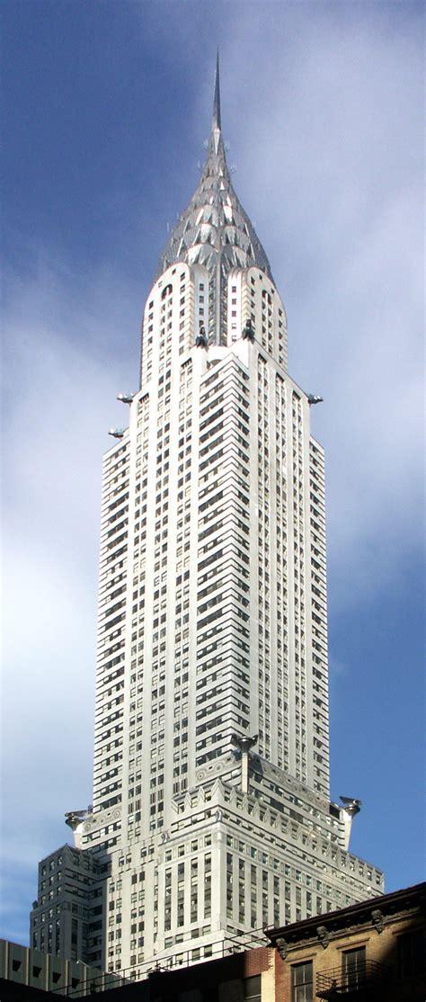 Tower Chrysler by Chrysler Building The Skyscraper Center