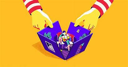 Mcdonald Illustrations Behance Ronald Illustration Mcdonalds Heartbreaking
