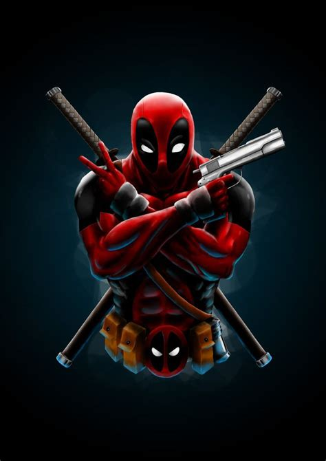 A wallpaper or background (also known as a desktop wallpaper, desktop background, desktop picture or desktop image on computers) is a digital image (photo, drawing etc.) used as a decorative background of a graphical user interface on the screen of. Deadpool Lock Screen Wallpapers - Top Free Deadpool Lock ...