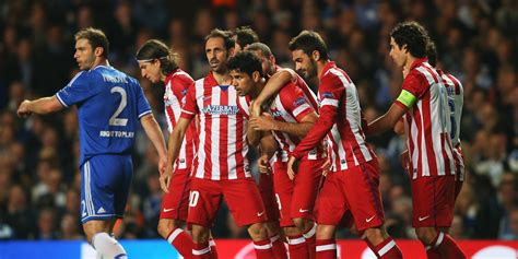 Club atlético de madrid sad. Chelsea 1-3 Atlético Madrid: José Mourinho's Champions League Semi-Final Curse Continues ...