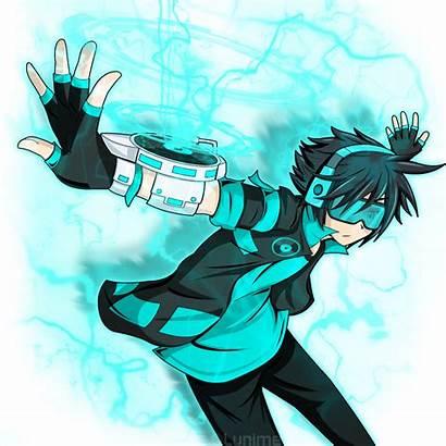 Dj Gacha Lunime Lyte Boy Anime Characters