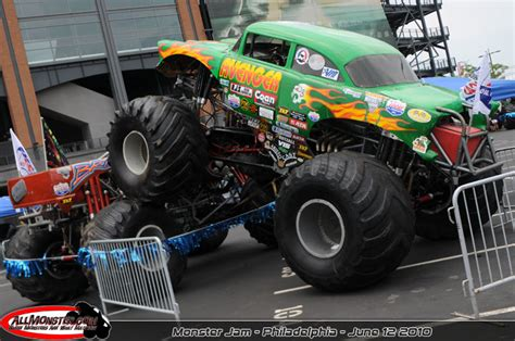 Philadelphia Pennsylvania Monster Jam June 12 2010