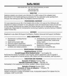 nurses resume resume ideas With best rn resume