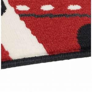 Tapis Noir Et Rouge : tapis noir et rouge 5 id es de d coration int rieure french decor ~ Dallasstarsshop.com Idées de Décoration