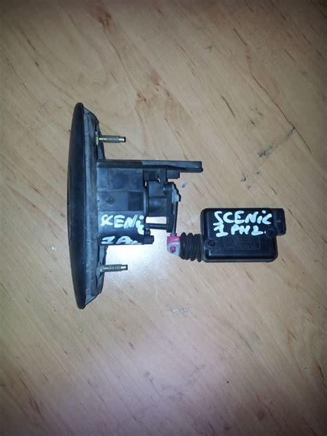 serrure coffre scenic 2 poign 233 e de coffre ar sc 233 nic 1 phase 2 lecreusetautomobile