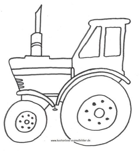 Malvorlagen vom bauernhof für kinder zum ausmalen. Ausmalbilder Traktor Mit Frontlader , Free Printable ...