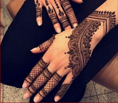 beautiful punjabi mehndi designs  mehndi crayon