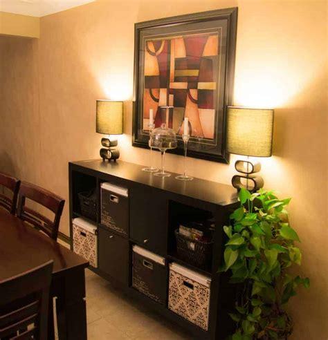 create  kitchen storage   diy buffet