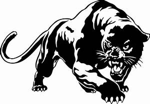 Black Panther clipart transparent - Pencil and in color ...
