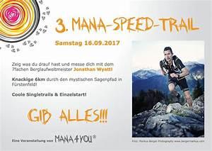 3. Mana Speed Trail   Jonathan Wyatt   Fürstenfeld   16.9 ...
