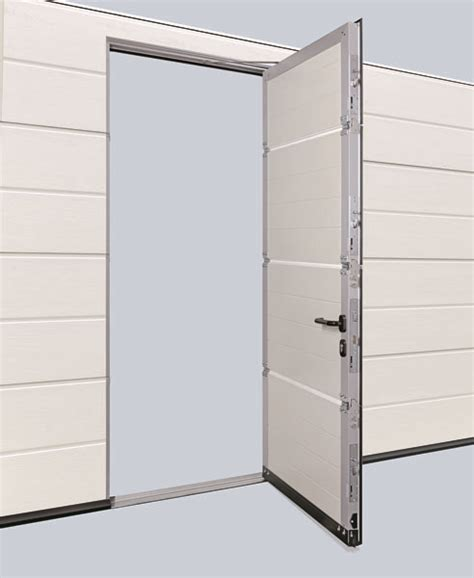 porte sectionnelle isol 233 e 171 lpu 40 187 afc besan 231 on