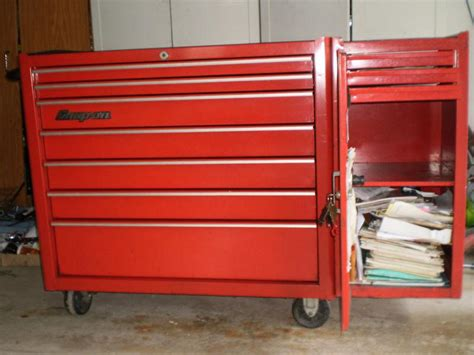 Snap On Side Cabinet Tool Box by Sell Snap On Tools Toolbox With Side Cabinet Free
