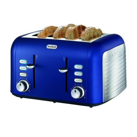 Kitchenaid Toaster Blue by 30 Best Best 4 Slice Toasters For The Money Best Toasters