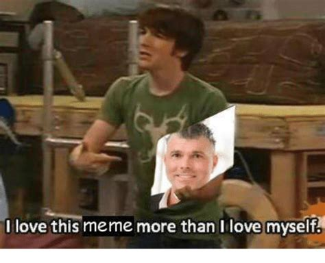 I Love L Meme - i love this meme more than l love myself love meme on sizzle