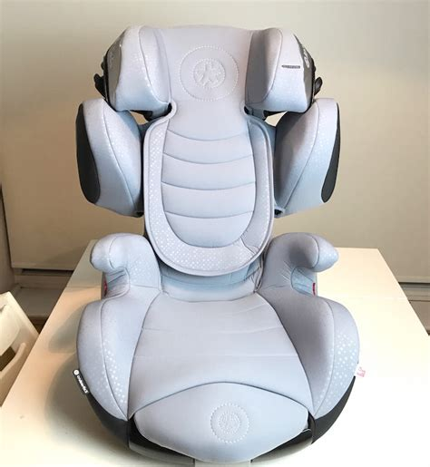 kiddy cruiserfix  car seat review  moment  franca