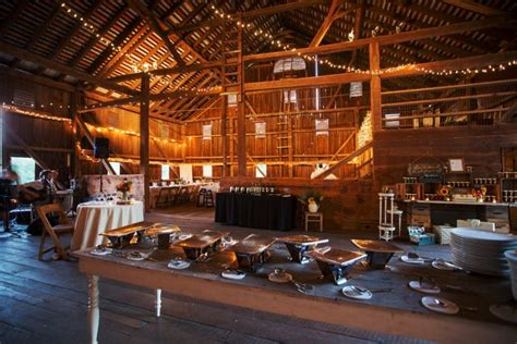 laurie ryans diy maryland barn wedding  rocklands