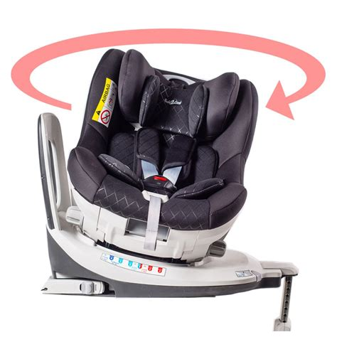 siege auto isofix groupe 2 3 inclinable car seat isofix 360 degree rotation 0 1 bebe2luxe