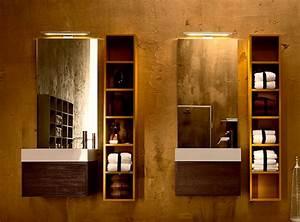 Meuble Salle De Bain Gain De Place : meubles gain de place pas cher ~ Dailycaller-alerts.com Idées de Décoration